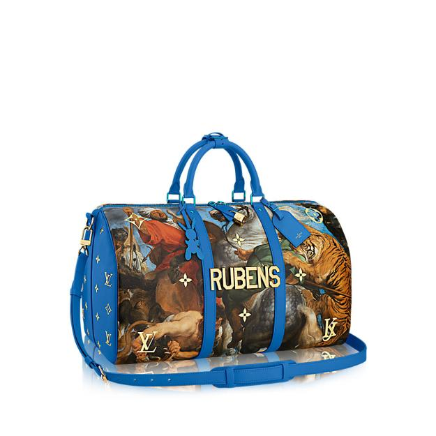 louis-vuitton-keepall-50-masters-lv-x-koons--M43344_PM2_Front view